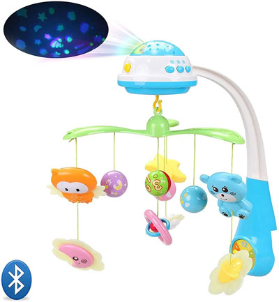 10-Best-Baby-Mobiles-2021-Intmedic-Bluetooth-Musical-Crib-Mobile
