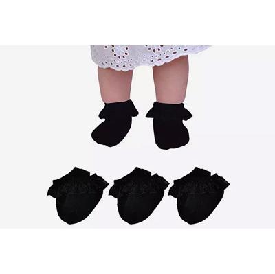 Epeius-Baby-Girls-Eyelet-Frilly-Lace-Socks