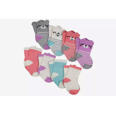 Gerber-Baby-Girls-Wiggle-Proof-Sock