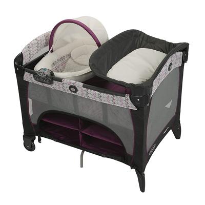 Best-Baby-Playpen-Graco-Pack-n-Play-Newborn-Napper-DLX-Playard