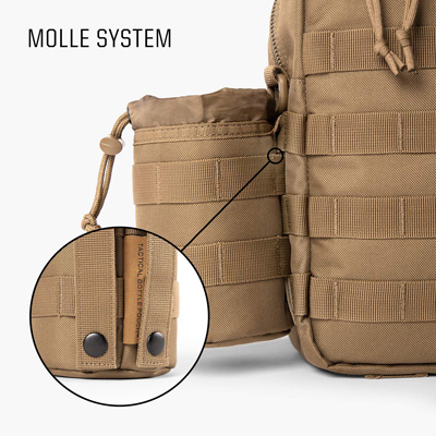 TBG - Baby Bottle Pouch for Tactical Diaper Bag
