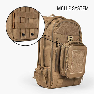 TBG - Tactical Baby Cooler Pouch