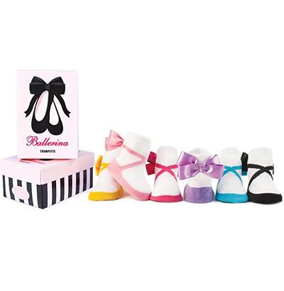 Trumpette-Baby-Socks-For-Girls