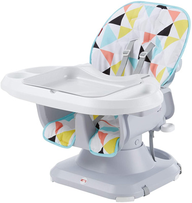 Best-Baby-High-Chairs-for-Infants-Fisher-Price-SpaceSaver-High-Chair