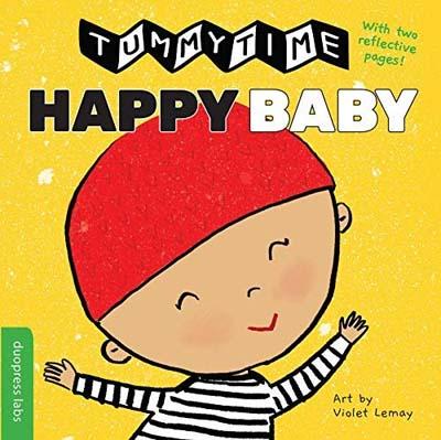TummyTime:-Happy-Baby