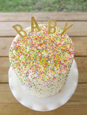 Sprinkles-Cake